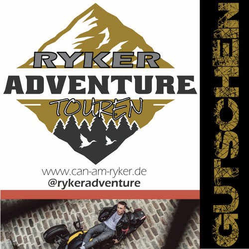 CAN AM Ryker Adventure Tour