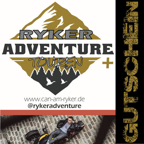 CAN AM Ryker Adventure+ Tour
