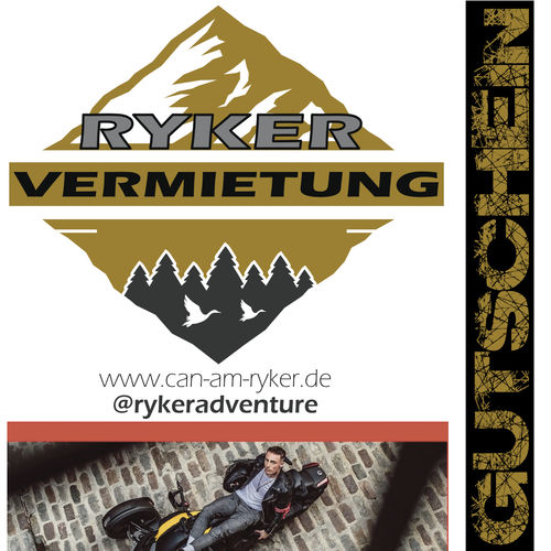 CAN AM Ryker Vermietung